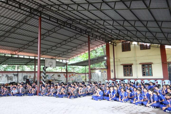 Holy Cross Convent Senior Secondary School-Scouts and Guides