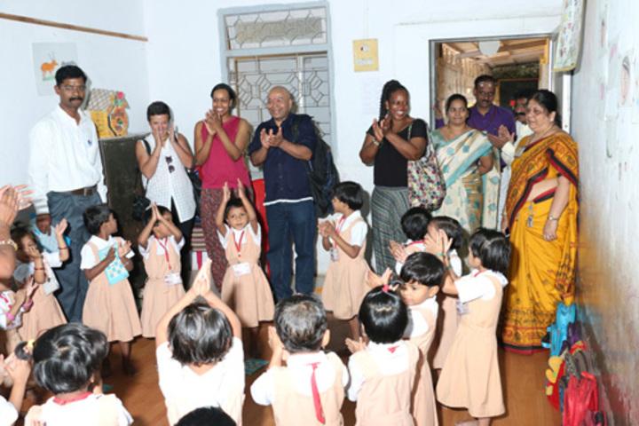 Amar Kor Vidyalaya-Classroom Activity