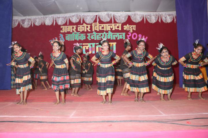 Amar Kor Vidyalaya-Dance