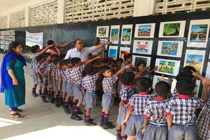 Kendriya Vidyalaya-Art Gallery