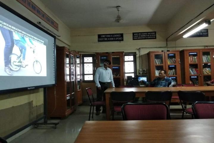 Kendriya Vidyalaya-Smart Classrooms