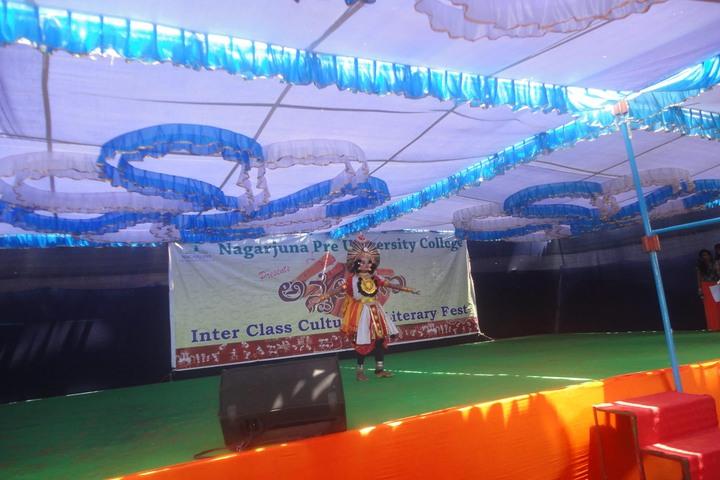 Nagarjuna Pre-University College-Annual Day