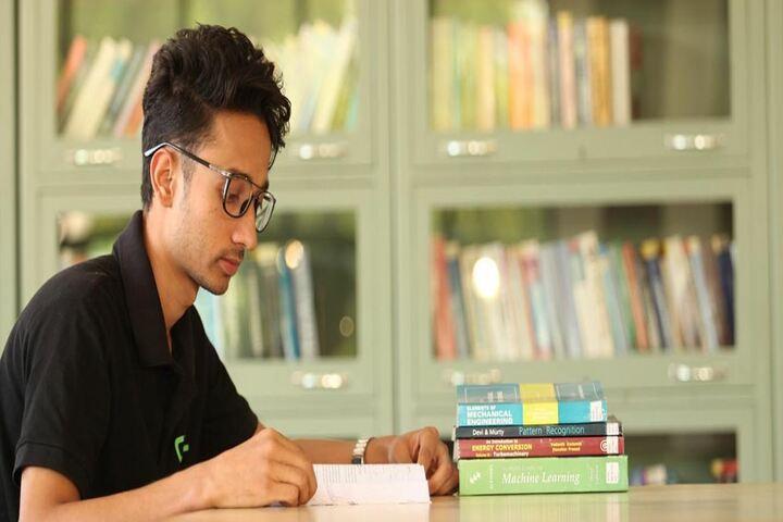 Nagarjuna Pre-University College-Library
