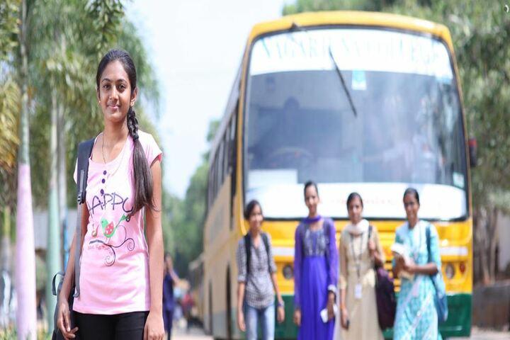 Nagarjuna Pre-University College-Transport