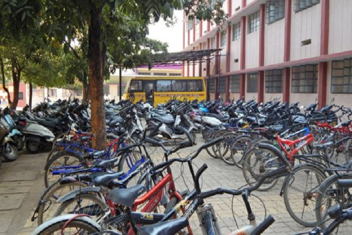 Holy Cross Senior Secondary School-Parking-Place