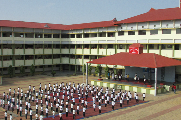 Holy Cross Senior Secondary School-Prayer-View