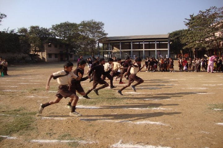 Holy Cross Senior Secondary School-Sports