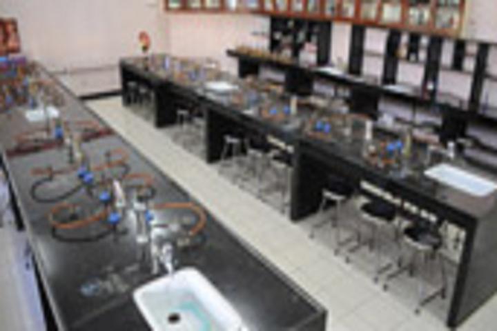 Yashodham High School And Junior College-Biology Lab