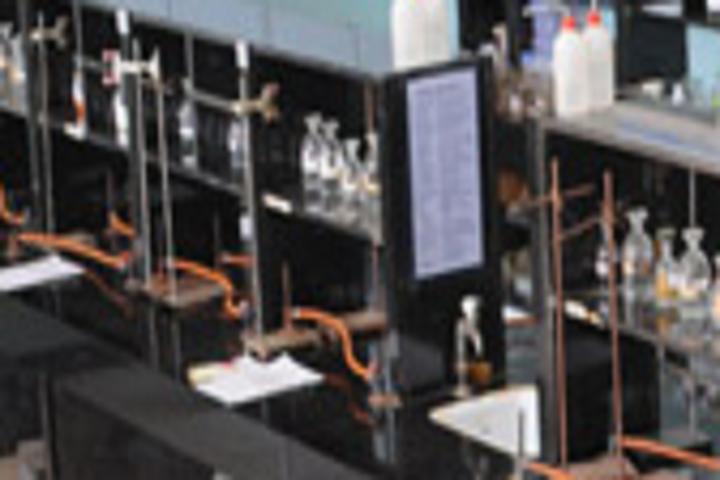 Yashodham High School And Junior College-Chemistry Lab