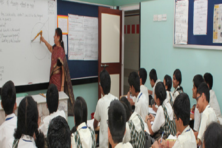 Yashodham High School And Junior College-Class Room