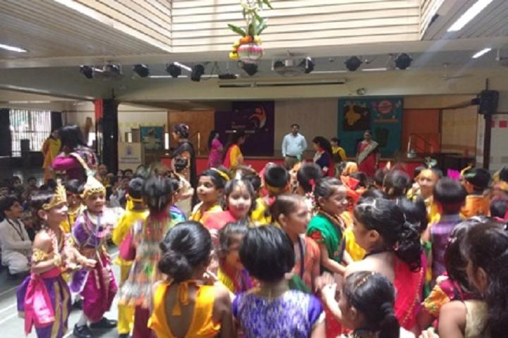Yashodham High School And Junior College-Festival Celebration