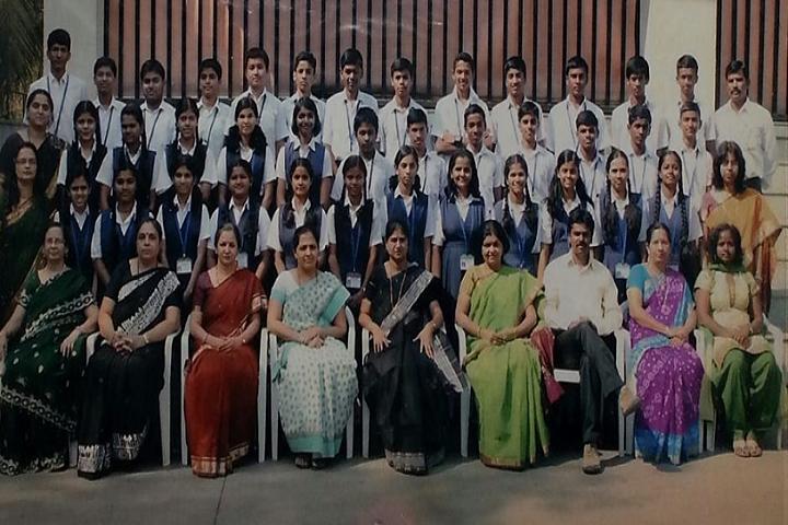 Yashodham High School And Junior College-Group Photo