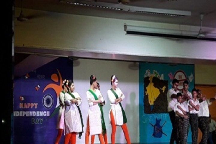 Yashodham High School And Junior College-Independence Day Celebration