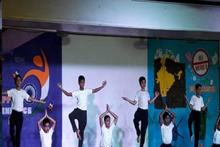Yashodham High School And Junior College-Meditation