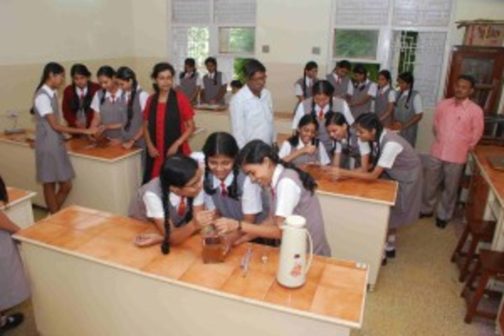Apostolic Carmel High School and Junior College-Physics-Lab