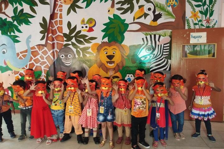 Indian School-Activities