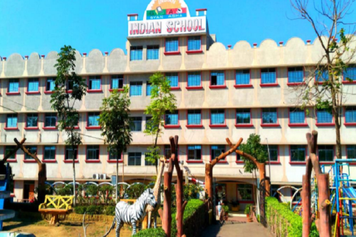 Indian School-Campus-view