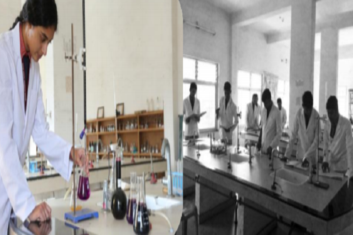 Indian School-Chemistry-Lab