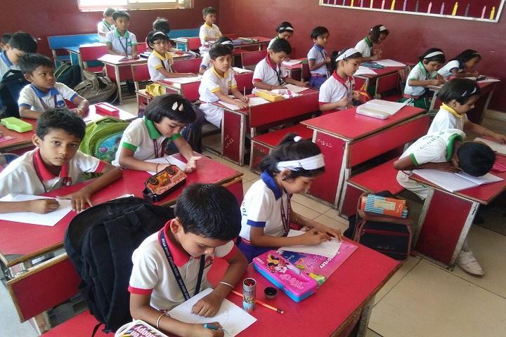 Indian School-Classroom