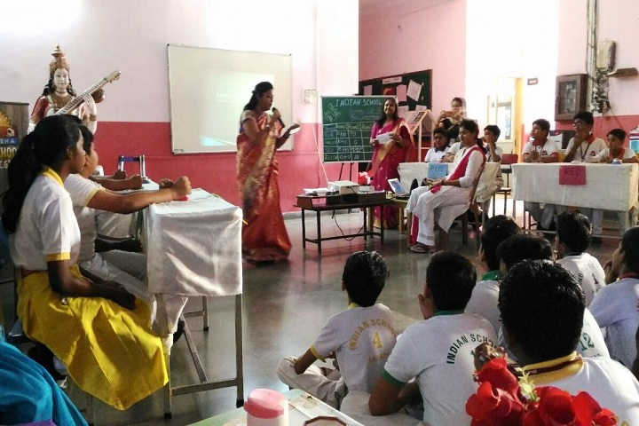 Indian School-Quiz-Competition