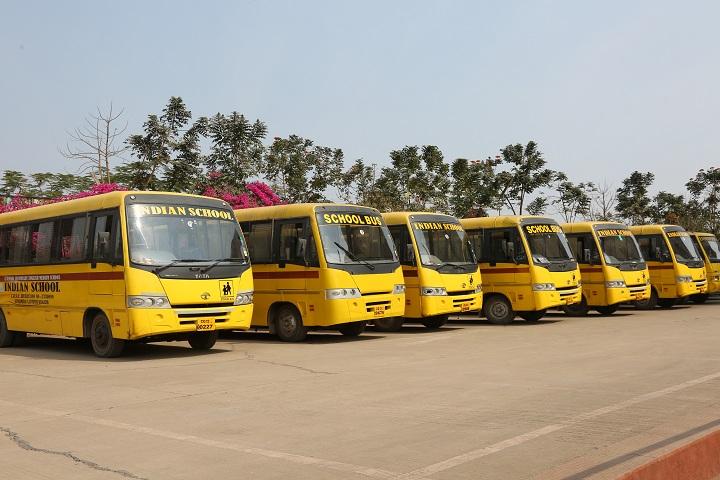 Indian School-Transport
