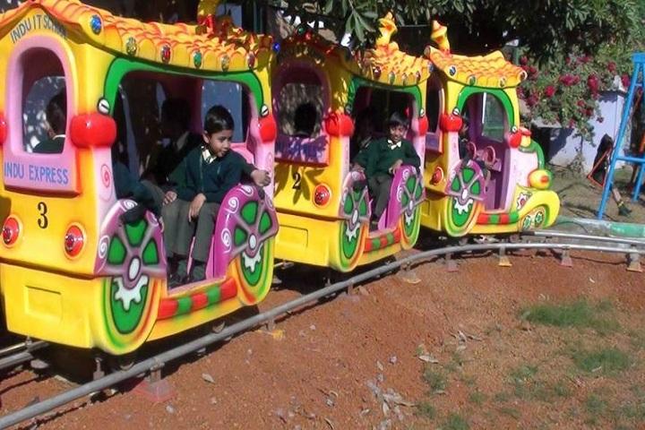 Indu I T School-Games