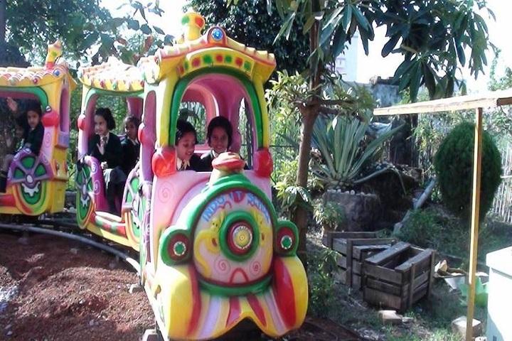 Indu I T School-Games1