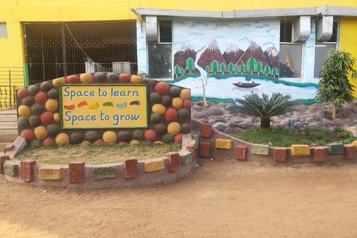 Indu I T School-Ground