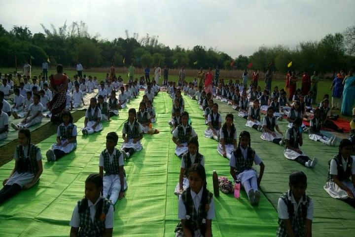 Indu I T School-Play-Ground