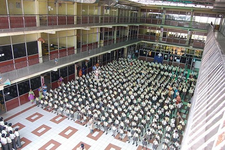Indu I T School-Prayer-View