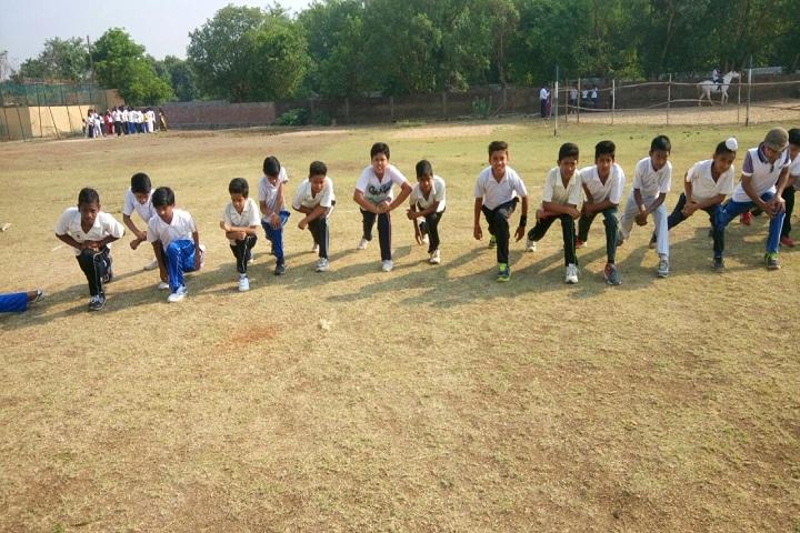 Indu I T School-Sports