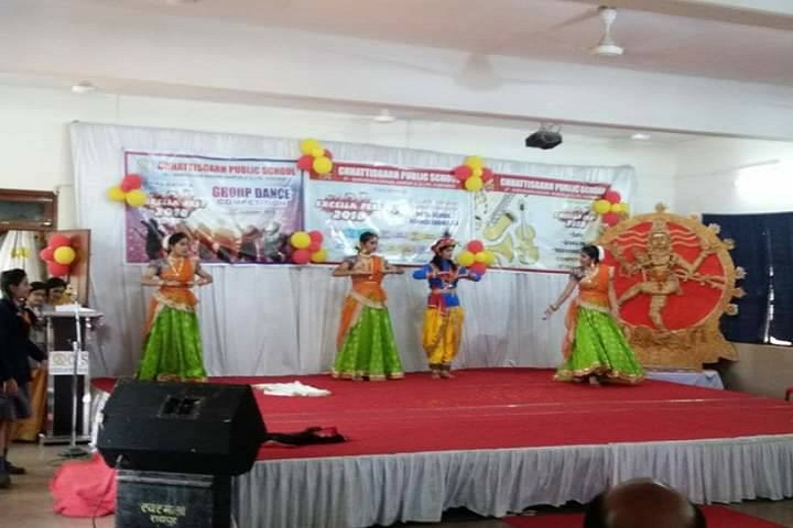 Indus World School-Dancing-Competition