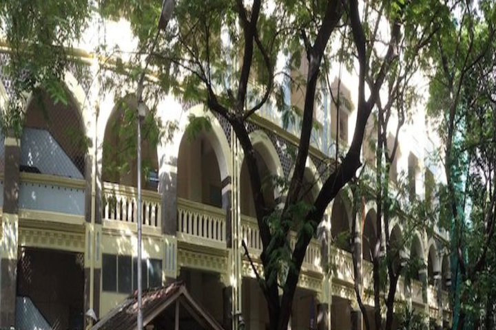 Convent of Jesus and Mary High School- School Building