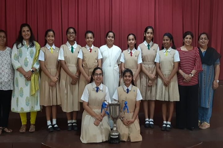 Convent of Jesus and Mary High School-Debates