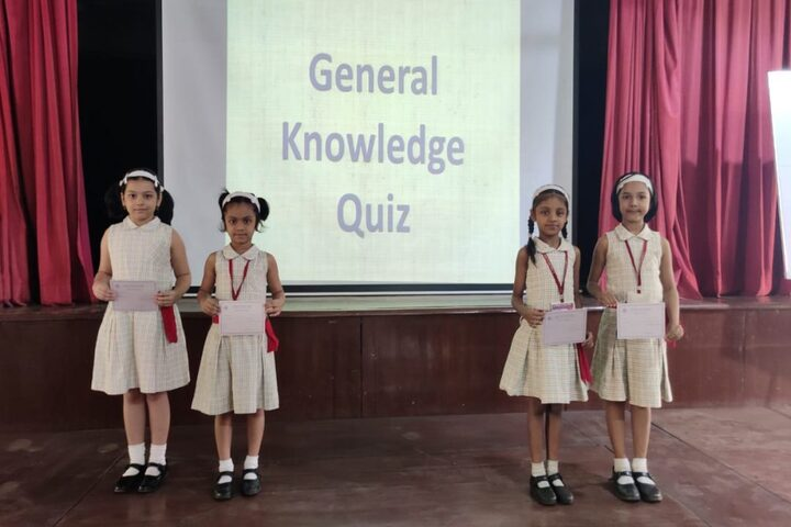 Convent of Jesus and Mary High School-Quiz