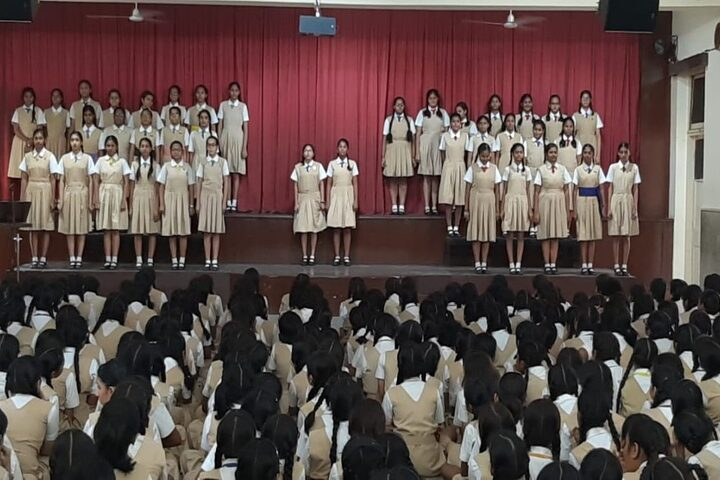 Convent of Jesus and Mary High School-Students