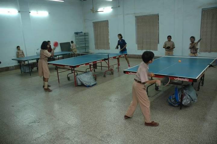 Poorna Prajna Education Centre-Indoor Games