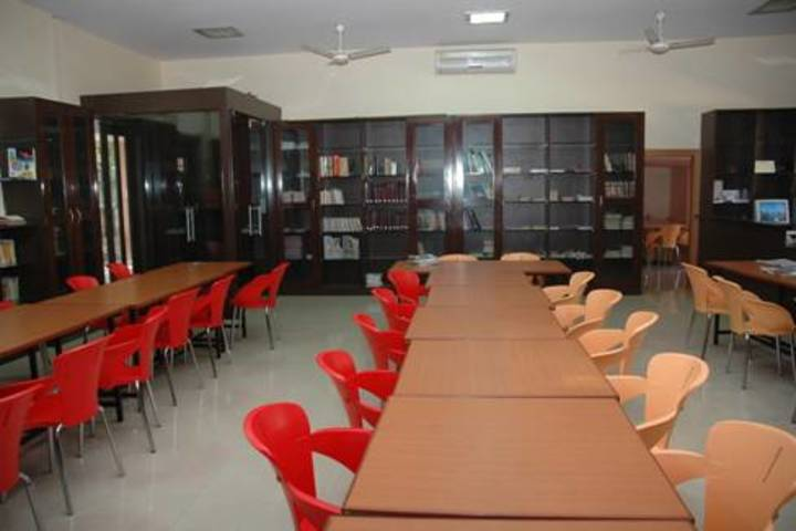 Poorna Prajna Education Centre-Library