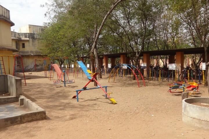Kendriya Vidyalaya-Kids Play Area