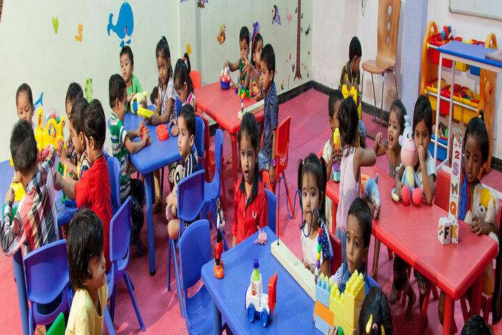 Agarwal Vidyalaya and Junior College-Classroom Activity