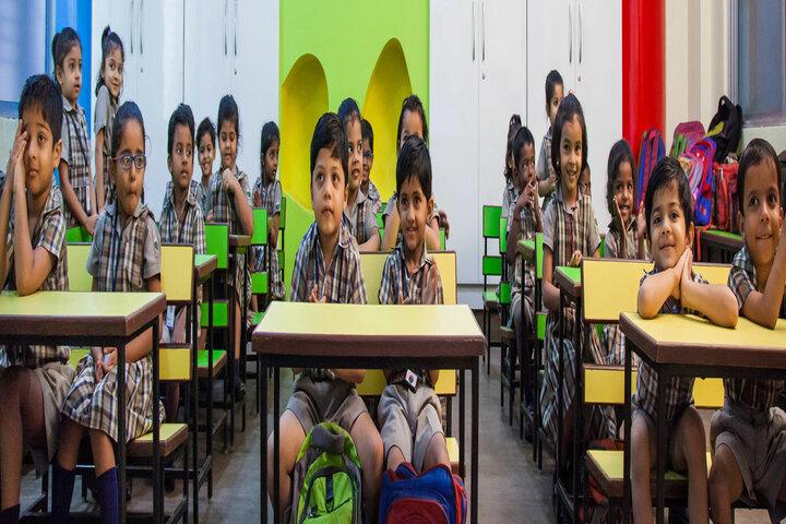 Agarwal Vidyalaya and Junior College-Classroom
