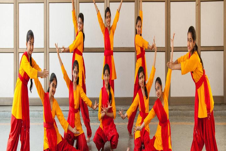 Agarwal Vidyalaya and Junior College-Dance