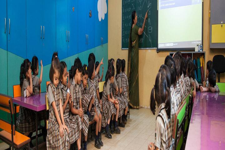 Agarwal Vidyalaya and Junior College-Digital Classroom