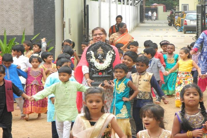 Agarwal Vidyalaya and Junior College-Festival Celebrations