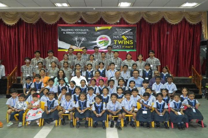 Agarwal Vidyalaya and Junior College-Twin Day