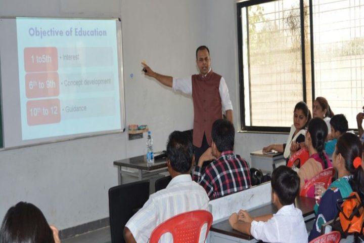 JP International School-Classroom