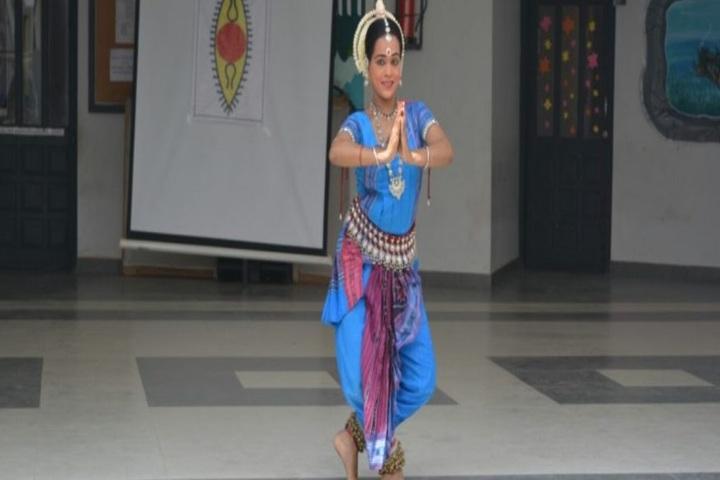 JP International School-Dance
