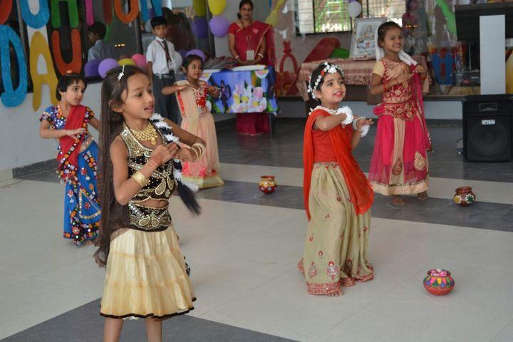 JP International School-Festivals