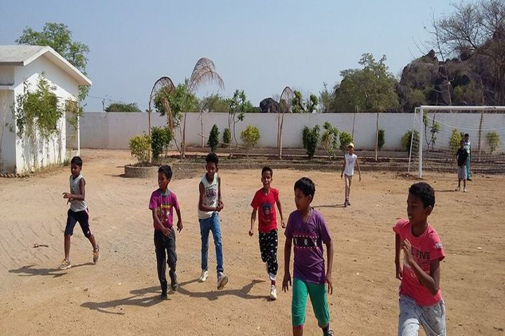 JP International School-Games