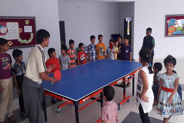 JP International School-Indoor Games